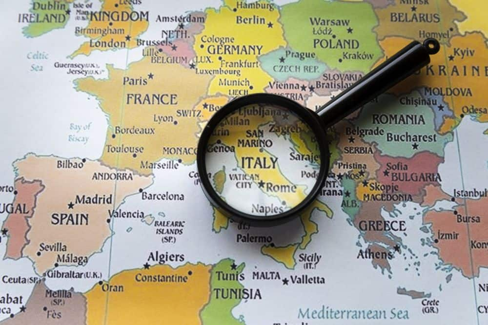Slovenia - vicinanza all Italia
